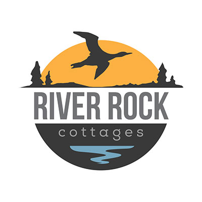 River Rock Cottages logo