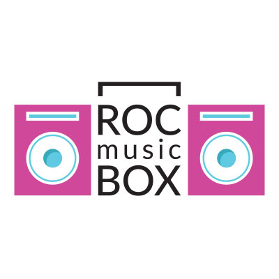 Roc Music Box logo